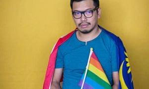 LGBT activist Pang Khee Teik
